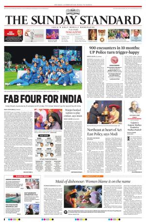 The Sunday Standard - Delhi