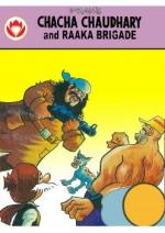 Chacha Chaudhary Aur Raaka Brigade-English - Read on ipad, iphone, smart phone and tablets.