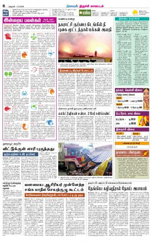 Trichy Supplement