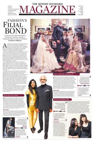 The Sunday Standard Magazine