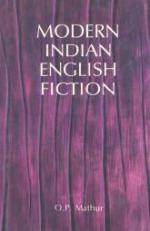 Modern Indian English Fiction