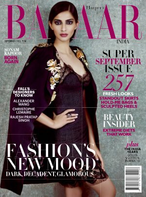 Harper's Bazaar-September 2013 - Read on ipad, iphone, smart phone and tablets.