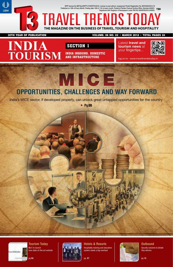 Travel Trends Today - Mar 2018 e-magazine in English by