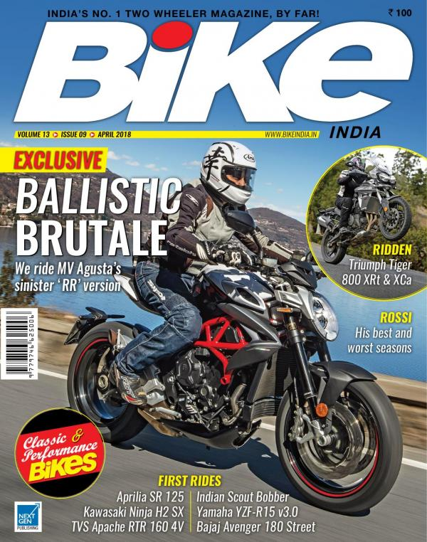Bike India e-magazine in English by Next Gen Publishing Limited