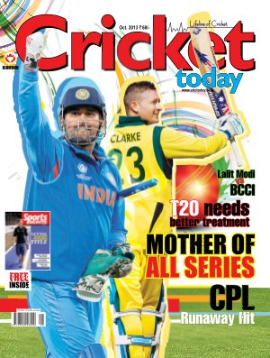 Cricket Today English - Read on ipad, iphone, smart phone and tablets.