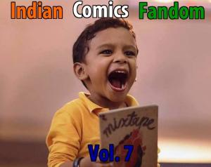 Indian Comics Fandom (Vol. 7) - Read on ipad, iphone, smart phone and tablets.
