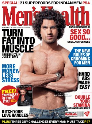 Men's Health-October 2013 - Read on ipad, iphone, smart phone and tablets.