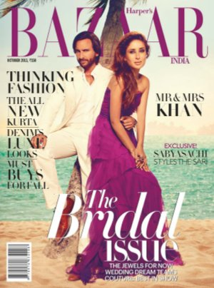 Harper's Bazaar-October 2013 - Read on ipad, iphone, smart phone and tablets.
