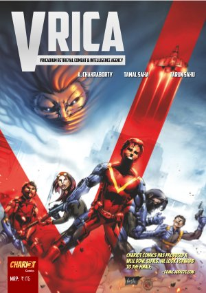 VRICA: Dawn of the Wolf (Graphic Novel)