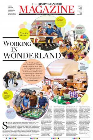The Sunday Standard Magazine