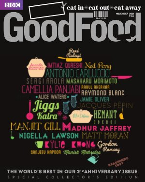 GoodFood November 2013 issue