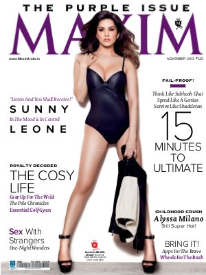 Maxim India November 2013 - Read on ipad, iphone, smart phone and tablets.