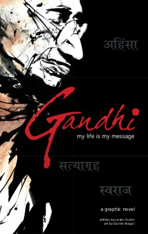 Gandhi: My life is my message - Read on ipad, iphone, smart phone and tablets.