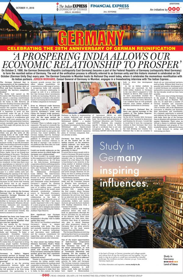 Financial Express Epaper: English E-paper, Today's Business