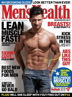 Men's Health- December 2013 - Read on ipad, iphone, smart phone and tablets.