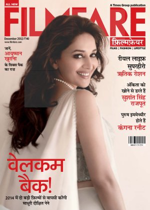 Hindi Filmfare December 2013 issue Highlights: