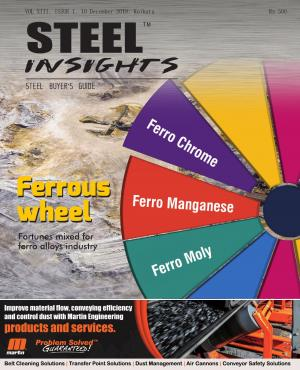 Steel Insights e-magazine in English by Mjunction Services Ltd