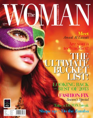 The Woman-December-2013 - Read on ipad, iphone, smart phone and tablets.
