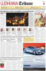 Ludhiana Tribune - Read on ipad, iphone, smart phone and tablets