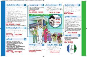 Sakshi Telugu Daily AP Special Calendar 2019, Tue, 1 Jan 19