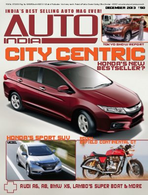 Auto India (December 2013) - Read on ipad, iphone, smart phone and tablets.