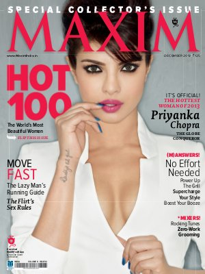 Maxim India December 2013 - Read on ipad, iphone, smart phone and tablets.