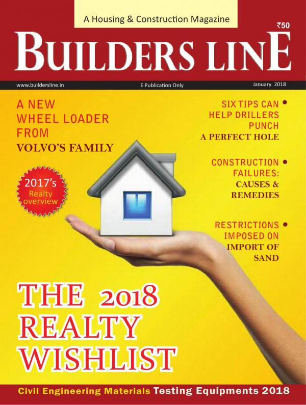 Builders Line English e-magazine in English by Prompt
