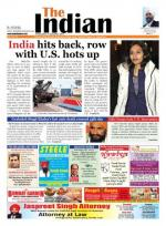 The Indian USA - Read on ipad, iphone, smart phone and tablets.
