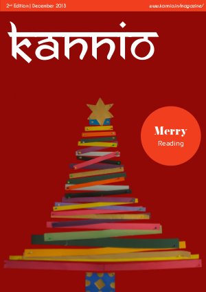 Kannio Magazine  - Read on ipad, iphone, smart phone and tablets.