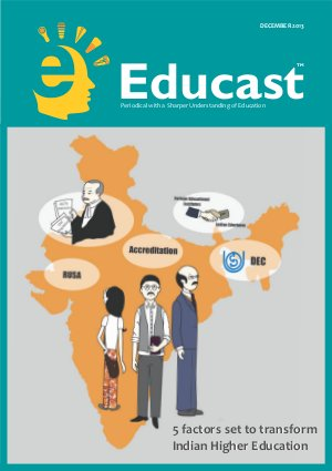 Educast December 2013 - Read on ipad, iphone, smart phone and tablets.