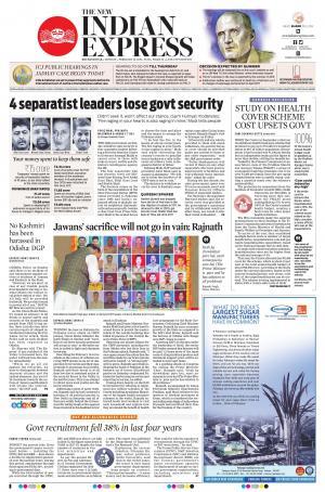 The New Indian Express-Bhubaneswar
