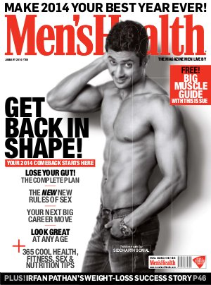Men's Health-January 2014 - Read on ipad, iphone, smart phone and tablets.