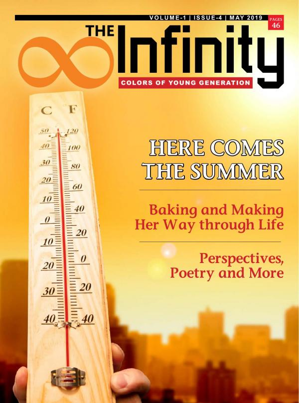 The Infinity e-magazine in English by The Infinity