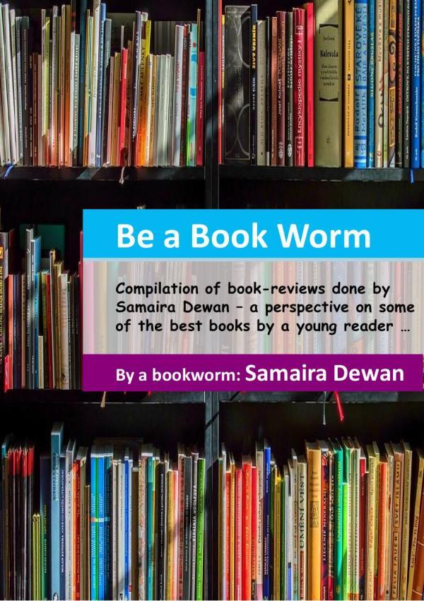 Be a Bookworm by Samaira Dewan