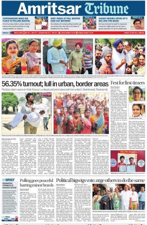 Amritsar Tribune