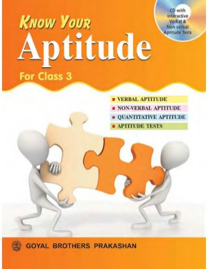 Know your aptitude Book 3 - Read on ipad, iphone, smart phone and tablets