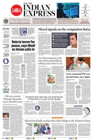 The New Indian Express-Chennai