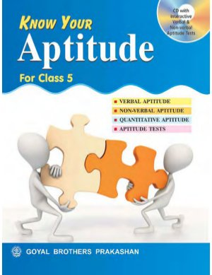 Know your aptitude Book 5 - Read on ipad, iphone, smart phone and tablets