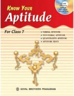 Know your aptitude Book 7