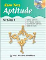 Know your aptitude Book 8