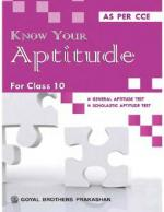 Know your aptitude Book 10