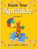 Know your aptitude Book 1