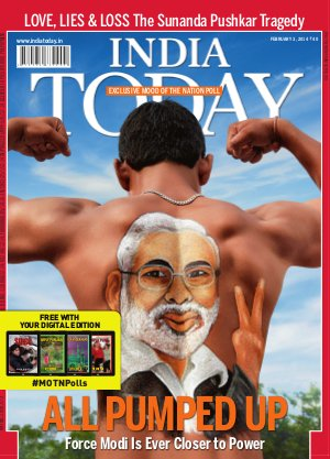 India Today-3rd February 2014 - Read on ipad, iphone, smart phone and tablets.
