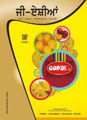 January Punjabi issue