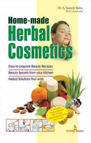 HOME MADE HERBAL COSMETICS - Read on ipad, iphone, smart phone and tablets.