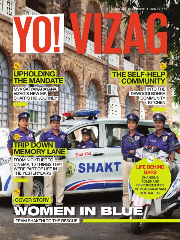 Yo! Vizag e-magazine in English by Yo Magazine