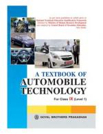 A Textbook of Automobile Technology