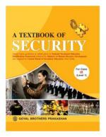 A Textbook of Security