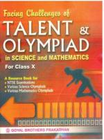 Facing Challenges of Talent & Olympiad for in Science & Mathematics