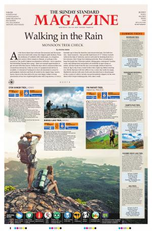 Express Publications The Sunday Standard Magazine, Sun, 14 Jul 19